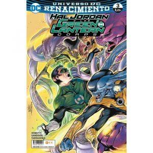 green Lantern 03 renacimiento