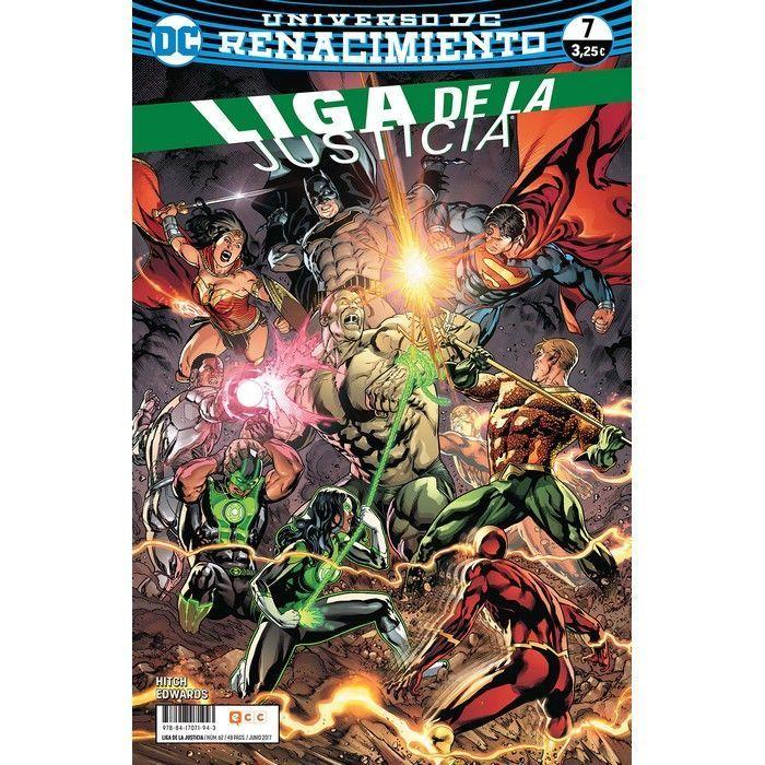 Liga de la Justicia 07 (Renacimiento)