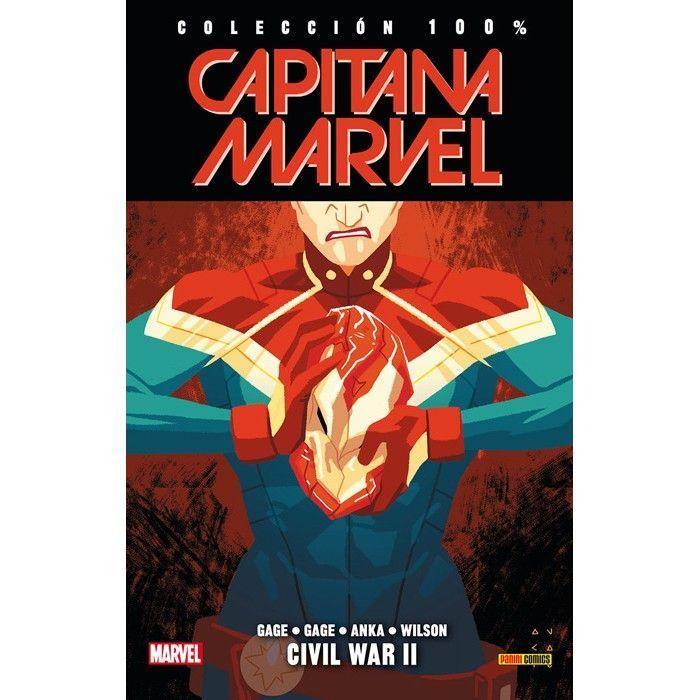 Capitana Marvel 06 Civil War II