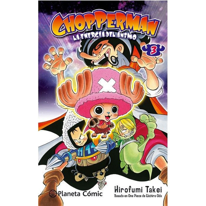 Chopperman nº 03