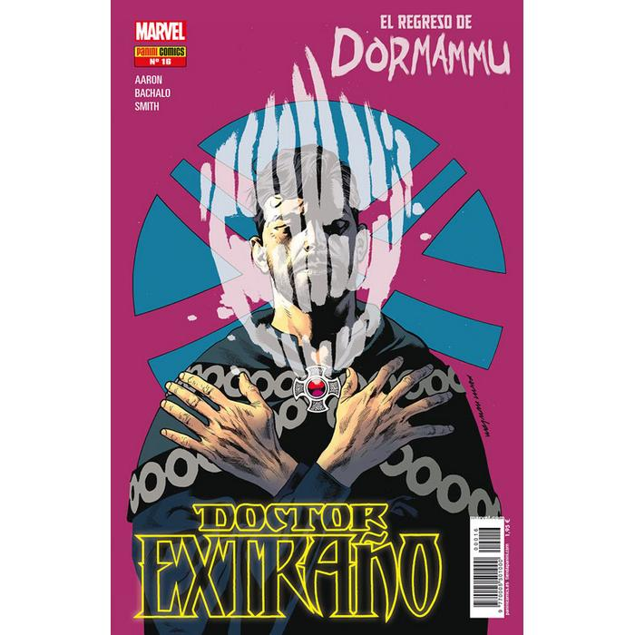 Doctor Extraño 16