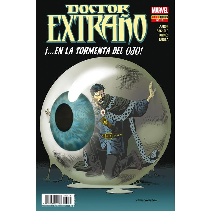 Doctor Extraño 15