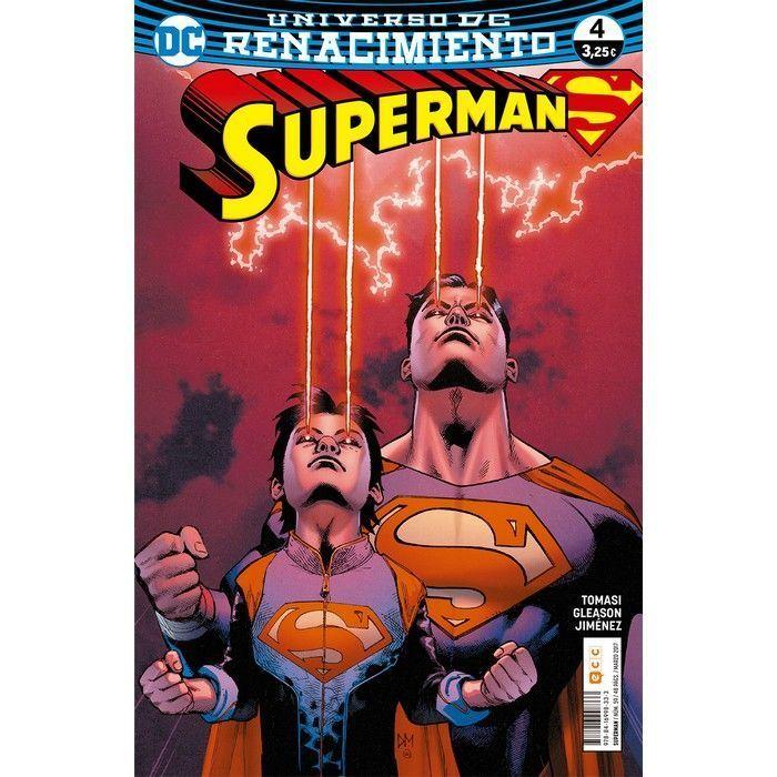 Superman 04 (Renacimiento)