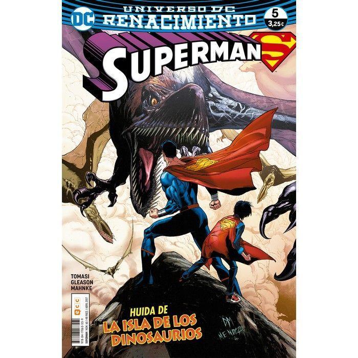 Superman 05 (Renacimiento)