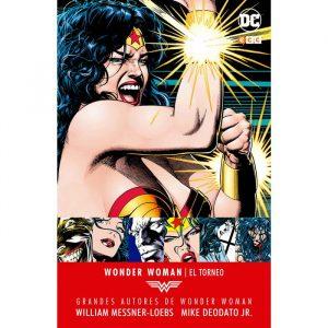 Wonder Woman El Torneo