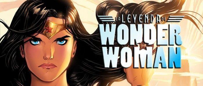 La Leyenda de Wonder Woman, la primera heroína