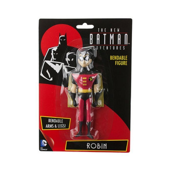 the batman adventures robin