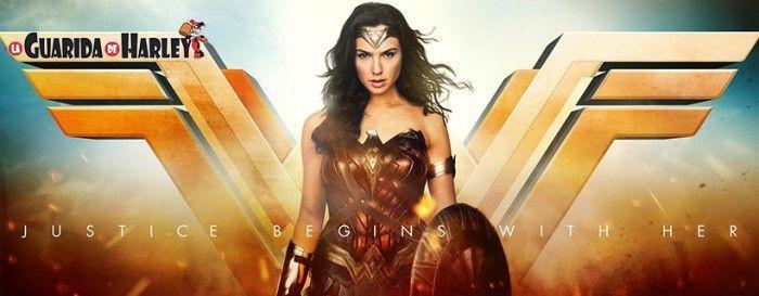 Wonder Woman cabecera