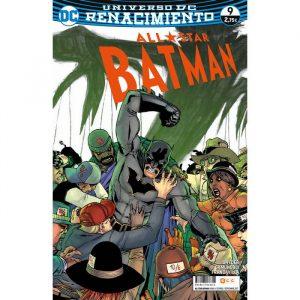 ALL-STAR BATMAN 09 (RENACIMIENTO)