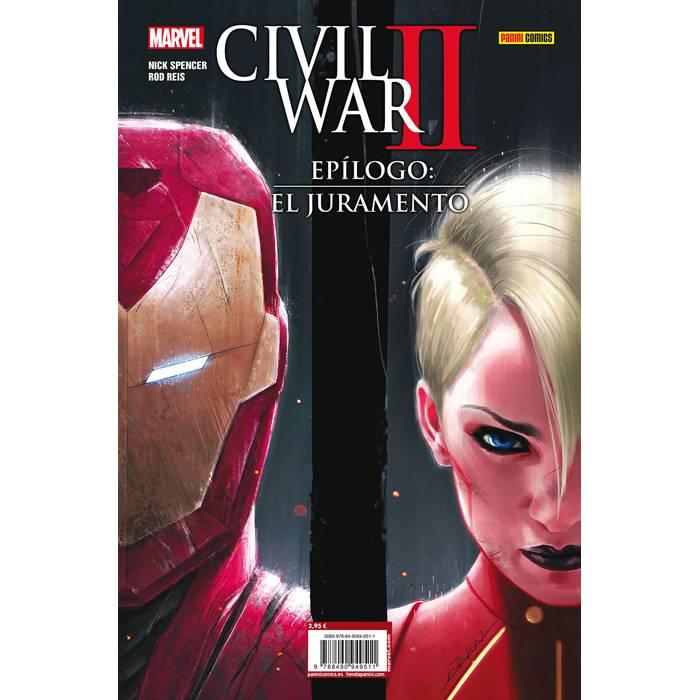CIVIL WAR II. EPILOGO: EL JURAMENTO