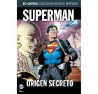 Colección Novelas Gráficas Nº39: Superman: Origen secreto