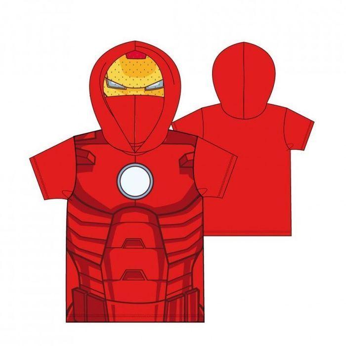 camiseta ironman infantil