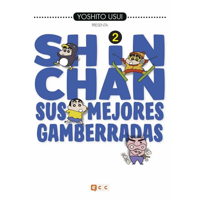 SHIN CHAN: SUS MEJORES GAMBERRADAS