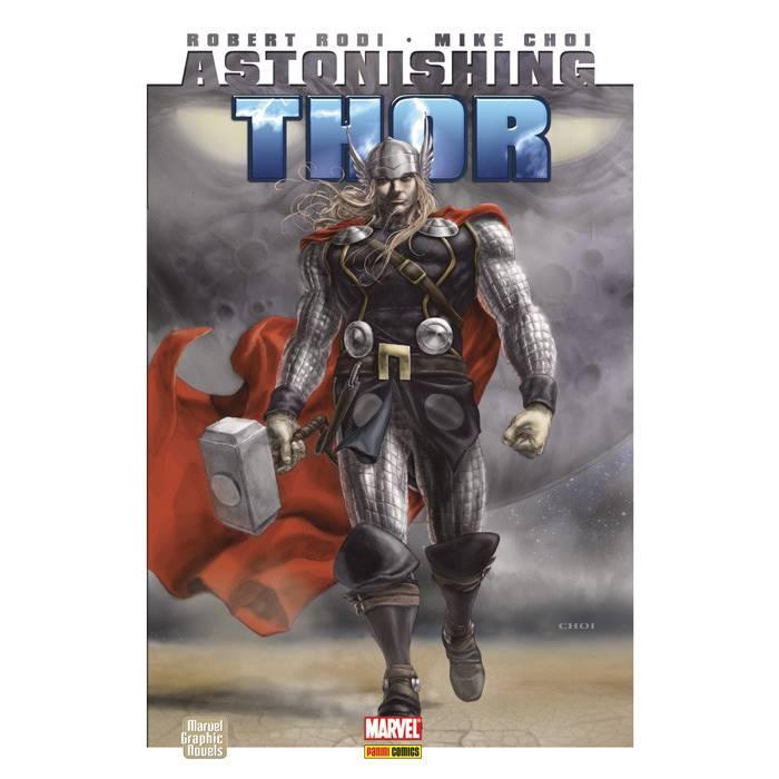 Astonishing Thor MARVEL GRAPHIC NOVELS