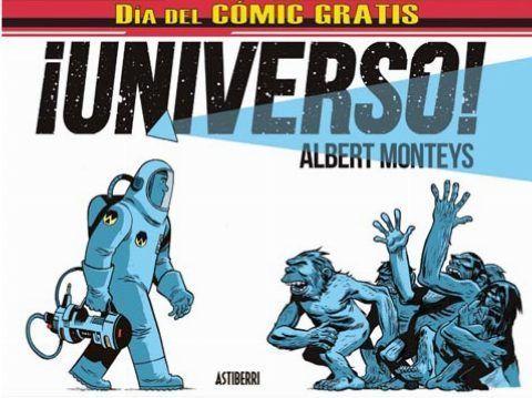 universo Dia del Comic Gratis
