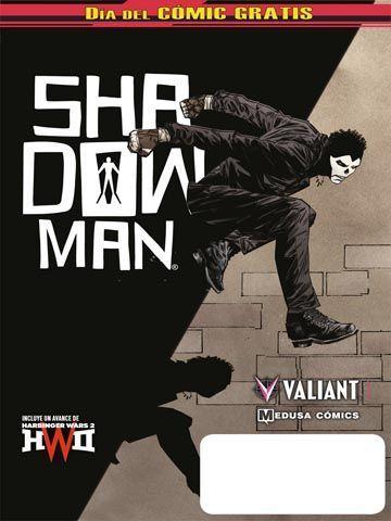 Shadowman Dia del Comic Gratis