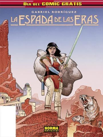 La espada de las Eras Dia del Comic Gratis