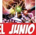 Novedades Marvel Junio 2018