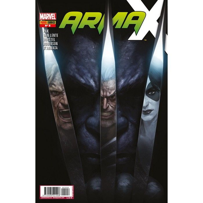 ARMA X V1 6