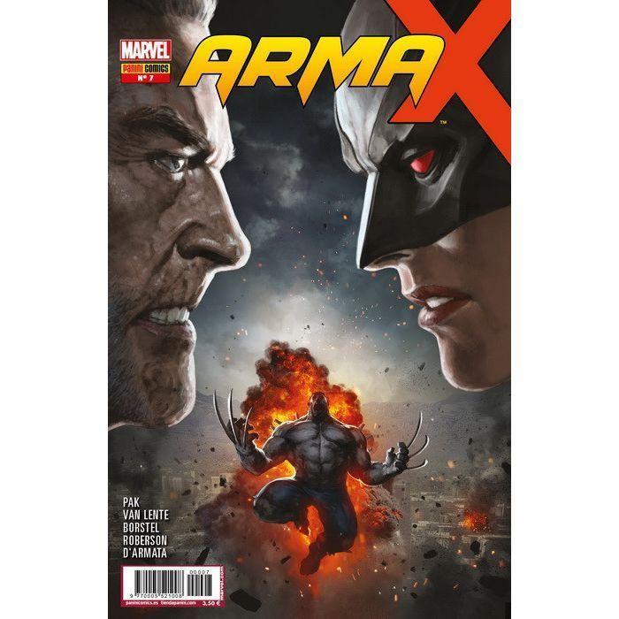 ARMA X V1   7
