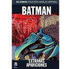 Colección Novelas Gráficas Nº44: Batman: Extrañas apariciones