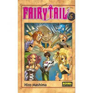 Fairy Tail 05 Manga