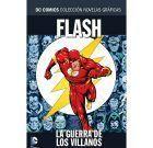 Colección Novelas Gráficas Nº43: Flash: La guerra de los villanos