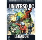 Colección Novelas Gráficas Nº45: Legados del Universo DC Parte 1