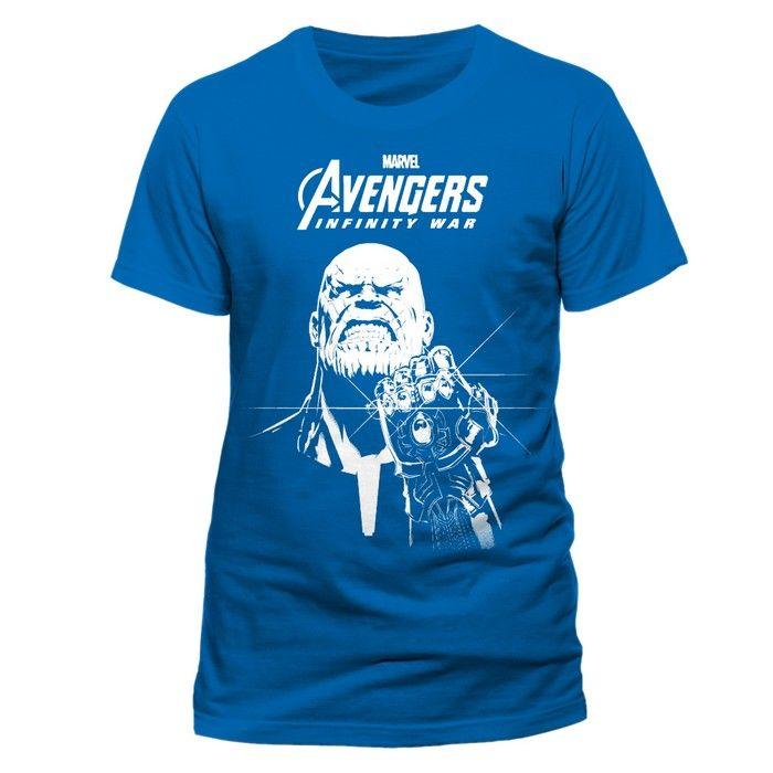 Camiseta Vengadores Infinity War