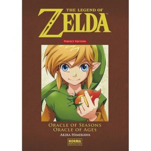 The Legend Of Zelda P.Ed. 4 Oracle