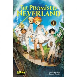The Promised Neverland Norma 01