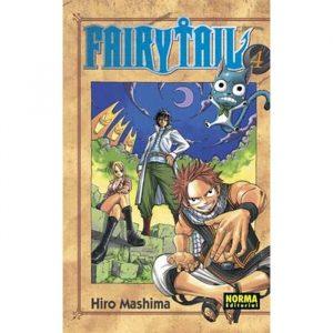 Fairy Tail 04 Manga