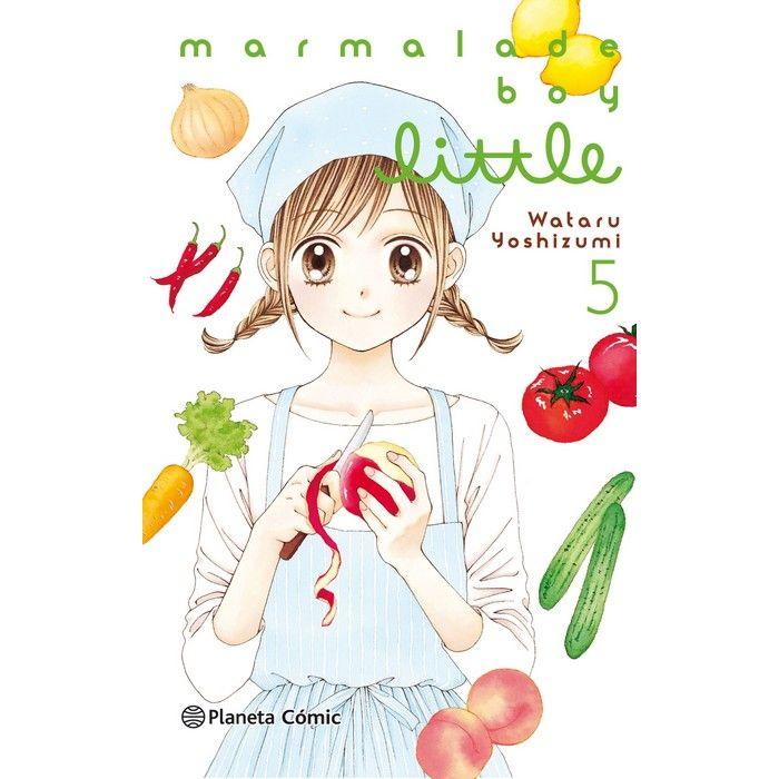 Marmalade Boy Little 05