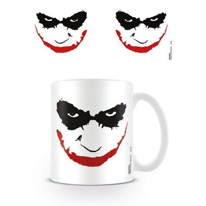 Joker Face Mug