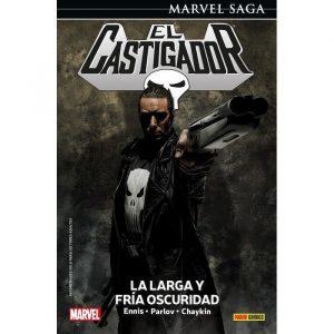 Marvel Saga. El Castigador 11 La larga y fría oscuridad