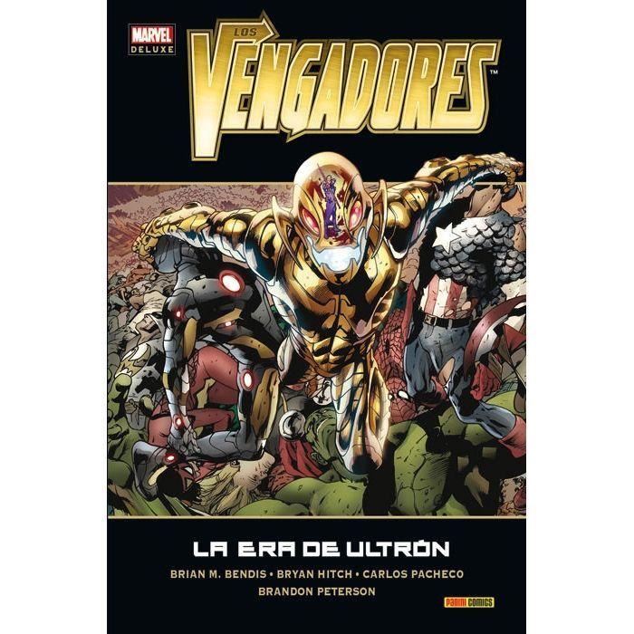 Marvel Deluxe. Los Vengadores 2 La era de Ultron