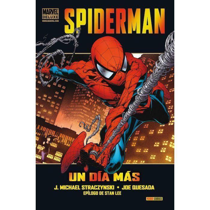 Marvel Deluxe. Spiderman Un día más