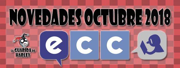 Novedades ECC Octubre 2018