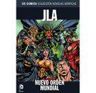 Colección Novelas Gráficas Nº52: JLA: Nuevo orden mundial