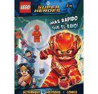 LEGO DC Comics Super Heroes. ¡Más rápido que el rayo!