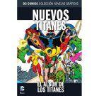 Colección Novelas Gráficas Nº53: Nuevos Titanes: El albor de los Titanes