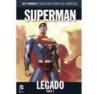Colección Novelas Gráficas Nº55: Superman: Legado Parte 2