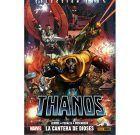 Thanos 02: La cantera de dioses