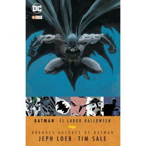 Grandes Autores de Batman El Largo Halloween