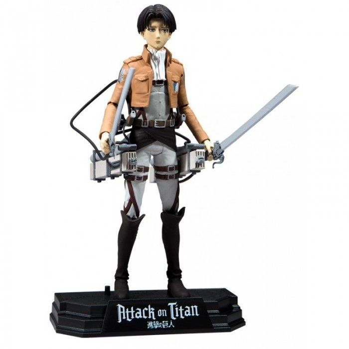 Attack on Titan Figura Levi Ackerman 18 cm