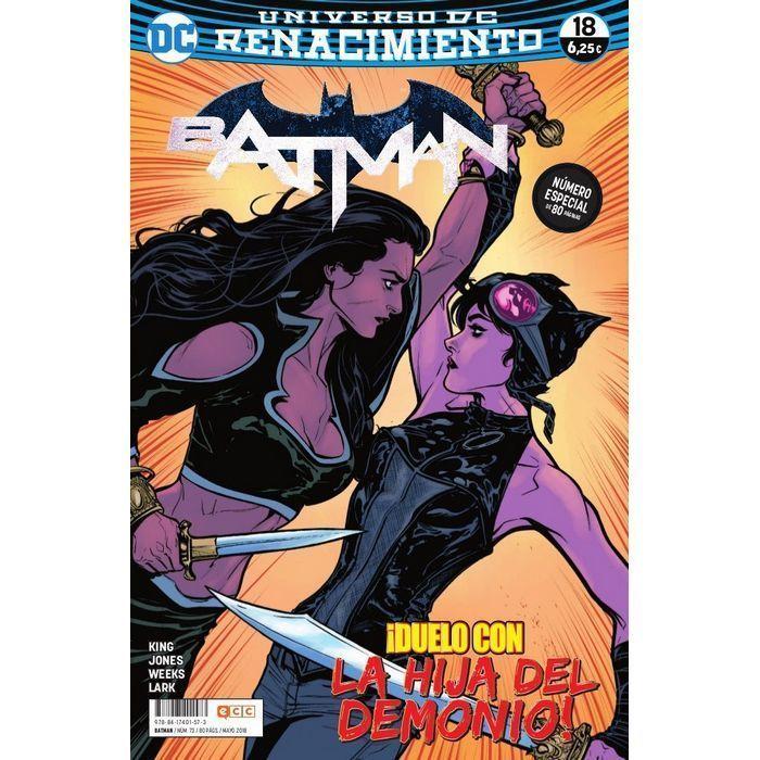 BATMAN NÚM. 73/ 18 (RENACIMIENTO)