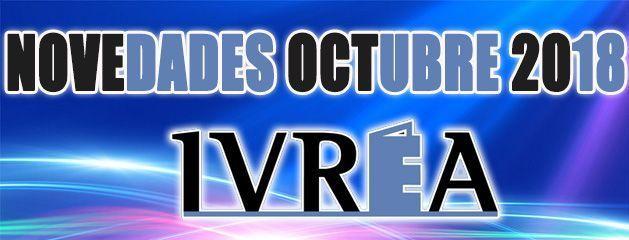 Novedades Ivrea Octubre 2018