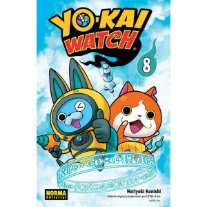 YO-KAI WATCH 8 Norma