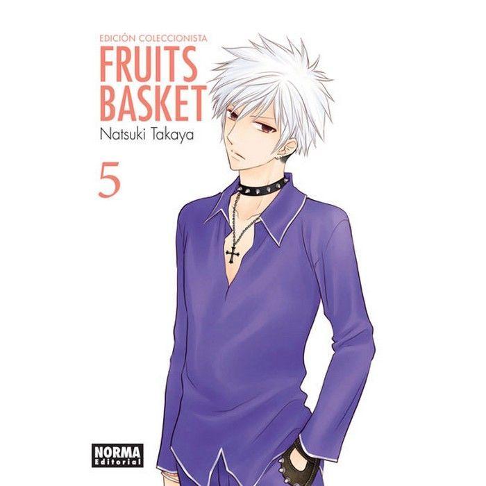 Fruits Basket 05 Norma Editorial Coleccionista