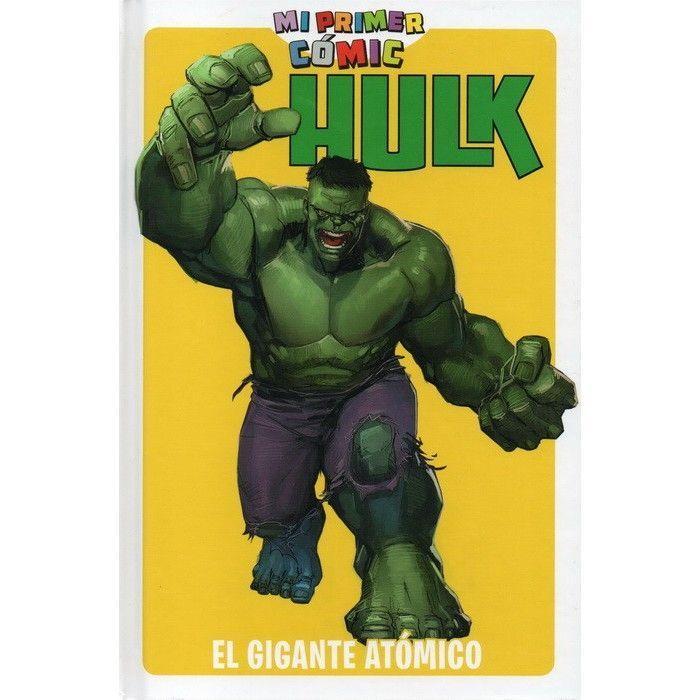 Mi Primer Cómic: Hulk El gigante atómico